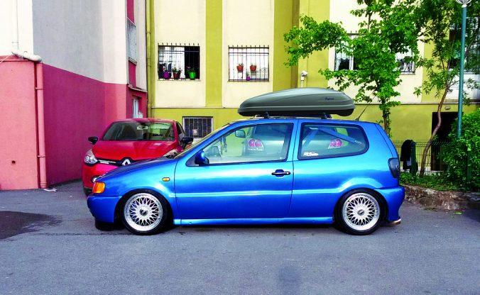 Volkswagen Polo från 1990-talet